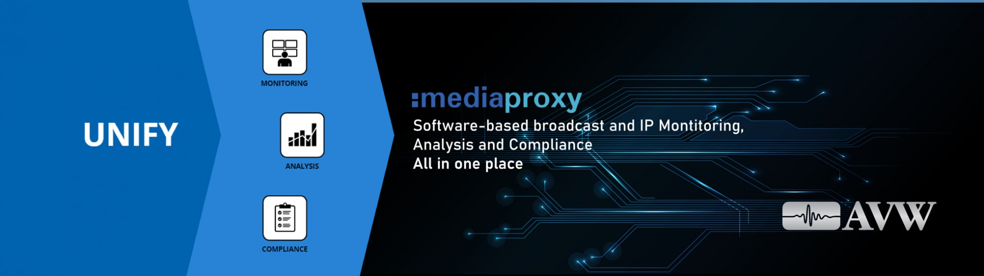MediaProxy Solutions available from AVW in Australia / New Zealand