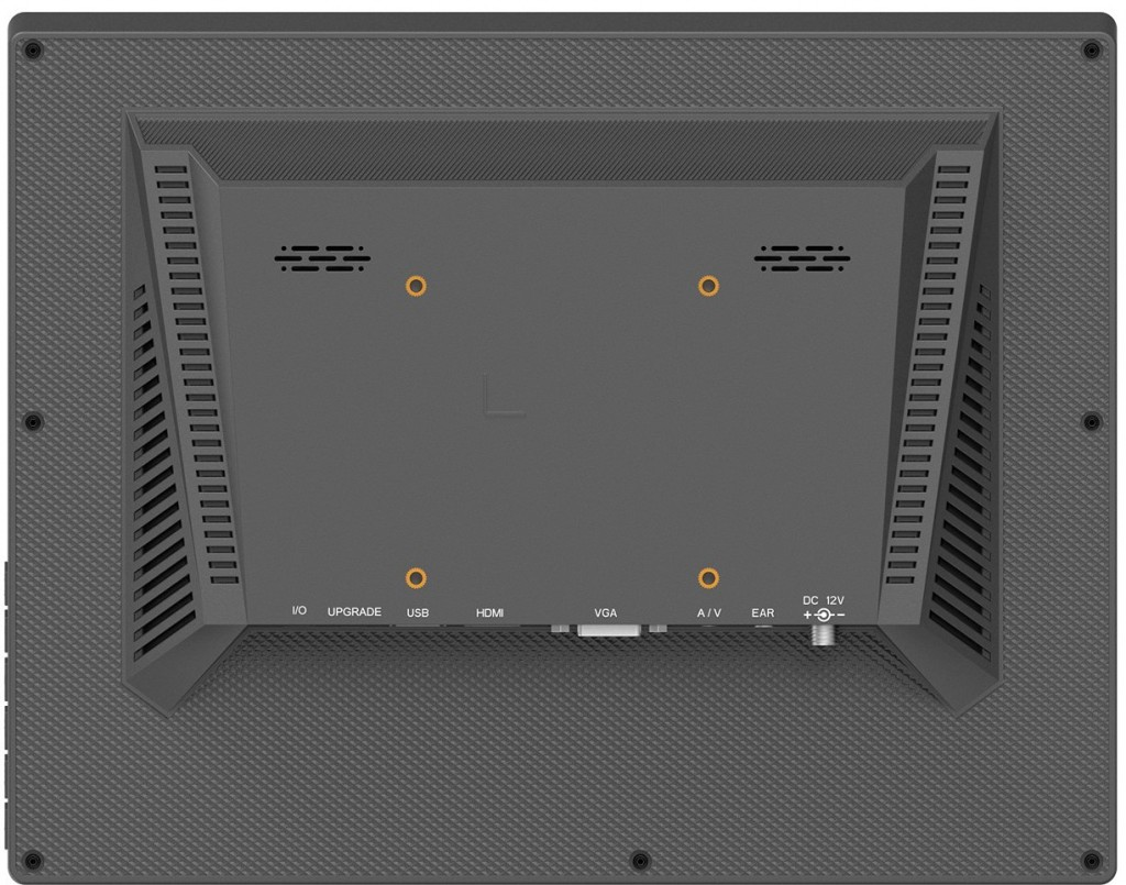 "Lilliput FA1210/C/T 12.1"" Class XGA Touchscreen IPS LCD Monito"