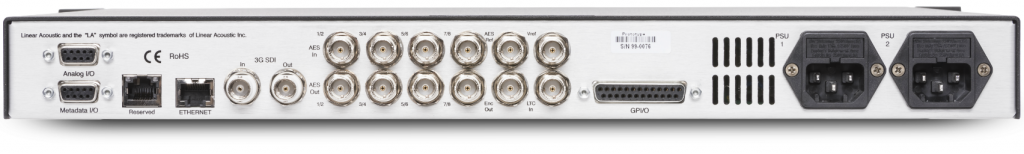 DTV Audio Processor