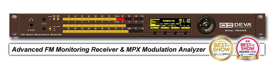 Based FM Radio Modulation Analyzer and Monitoring Receiver
