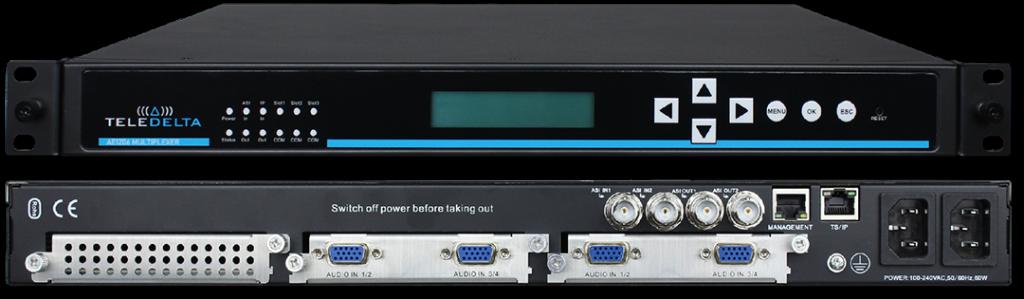 Analog audio distribution