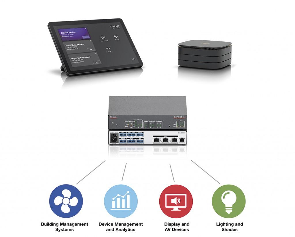 Delivering Enhanced Control to Modern Workspaces