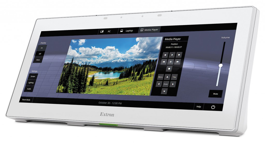 Ultra-wide Tabletop TouchLink Pro Touchpanel